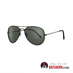 Mắt kính mát zippo OB01-11- Black flash pilot sunglasse