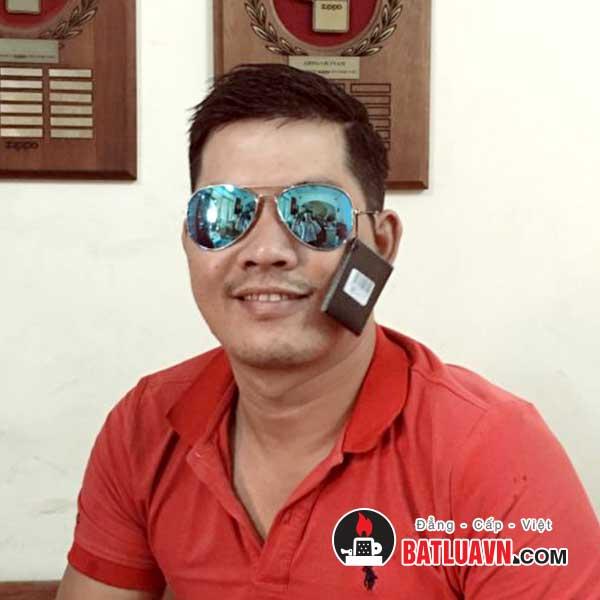 Mắt kính mát zippo OB01-16 – Ice blue flash pilot sunglasses 4