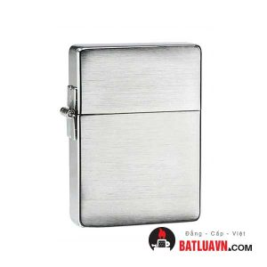 Zippo 1935 replica brushed chrome – 1935.25