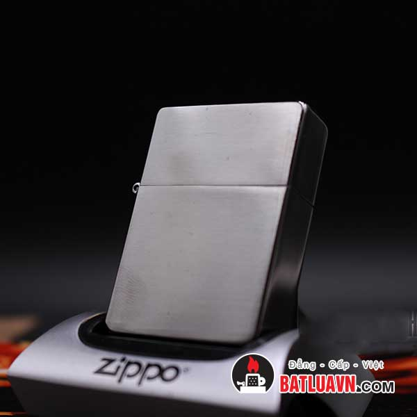 Zippo 1935 replica brushed chrome – 1935.25 2