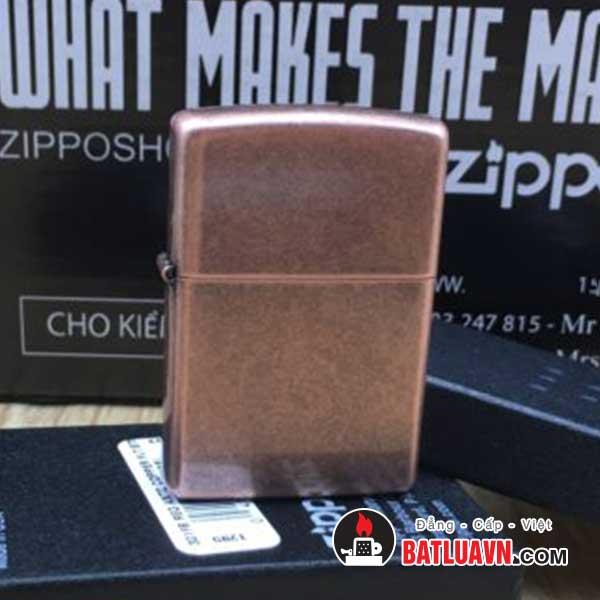 Zippo antique copper - 301fb 2