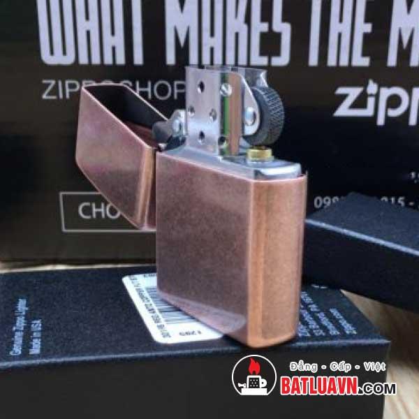 Zippo antique copper - 301fb 4