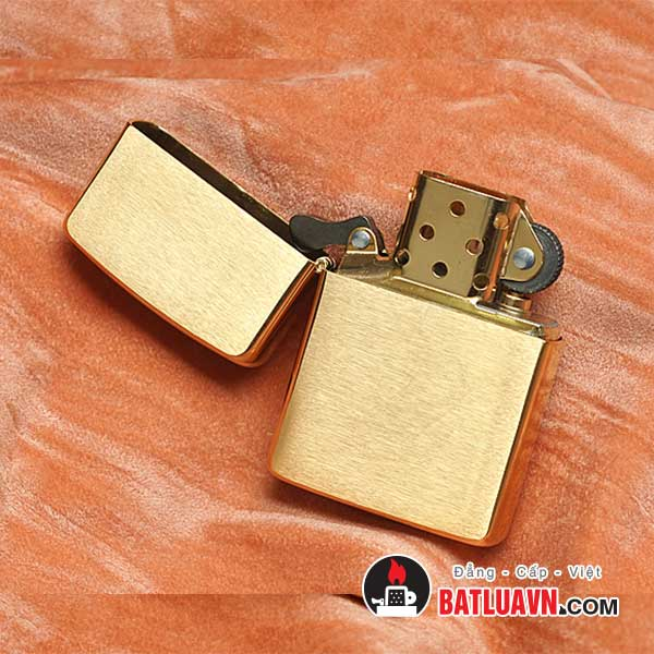 Zippo armor brushed brass - 168 3