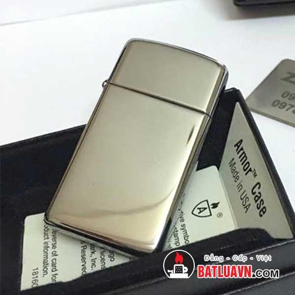Zippo armor high polish chrome - 1606 2