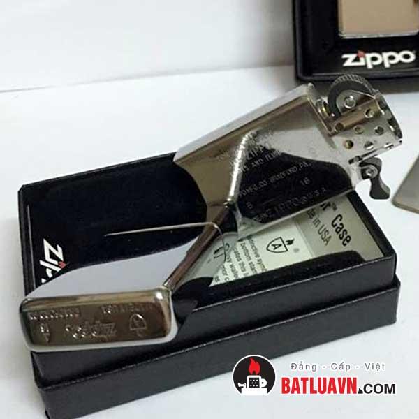Zippo armor high polish chrome - 1606 4