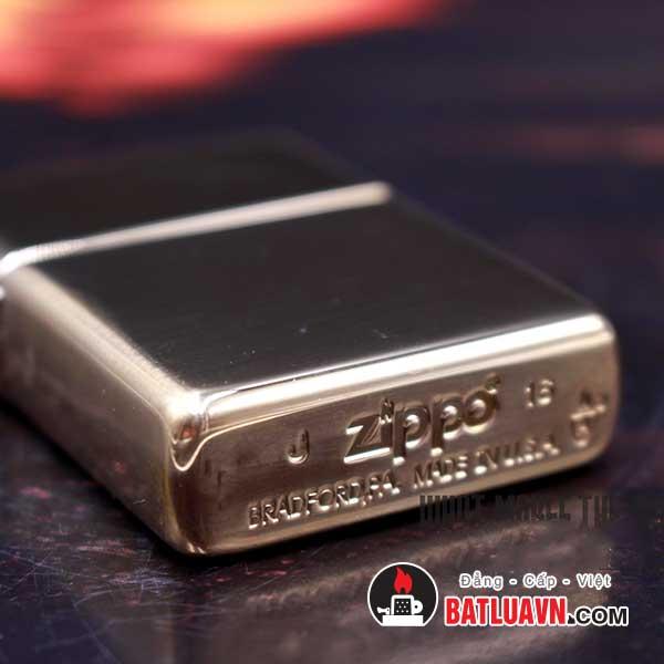 Zippo armor high polished brass - 169 5