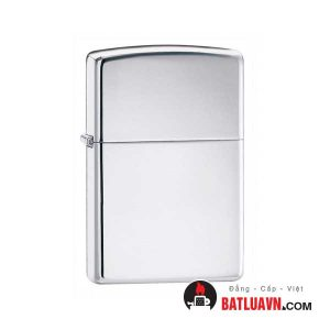 Zippo armor high polished chrome - 167