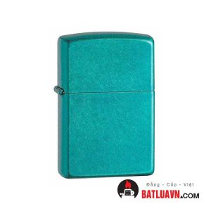 Zippo candy teal 1