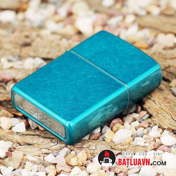 Zippo candy teal 2