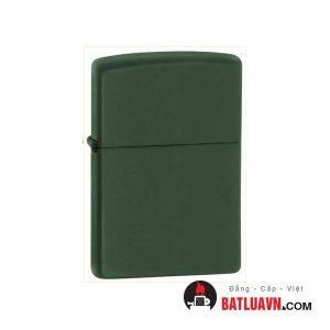 Zippo green matte - 221