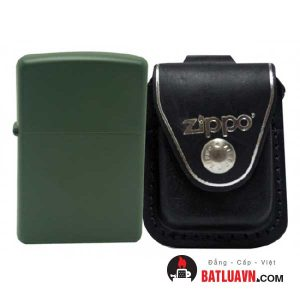Zippo green matte - 221 2