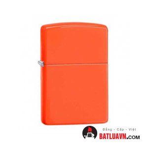 Zippo neon orange matte - 28888