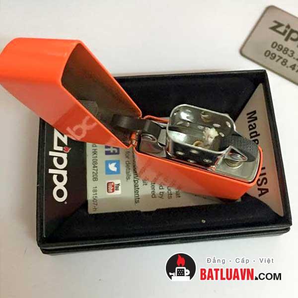 Zippo neon orange matte - 28888 3