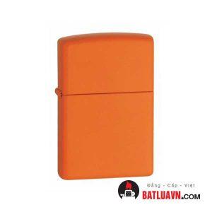 Zippo orange matte - 231