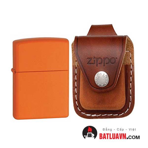 Zippo orange matte - 231 2