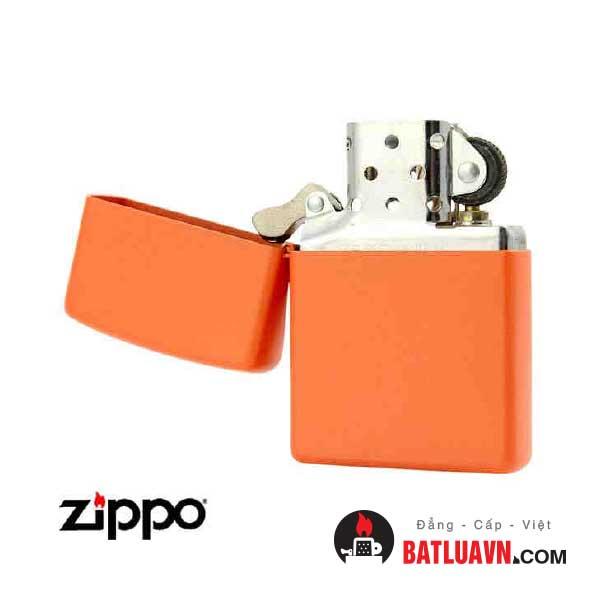 Zippo orange matte - 231 3