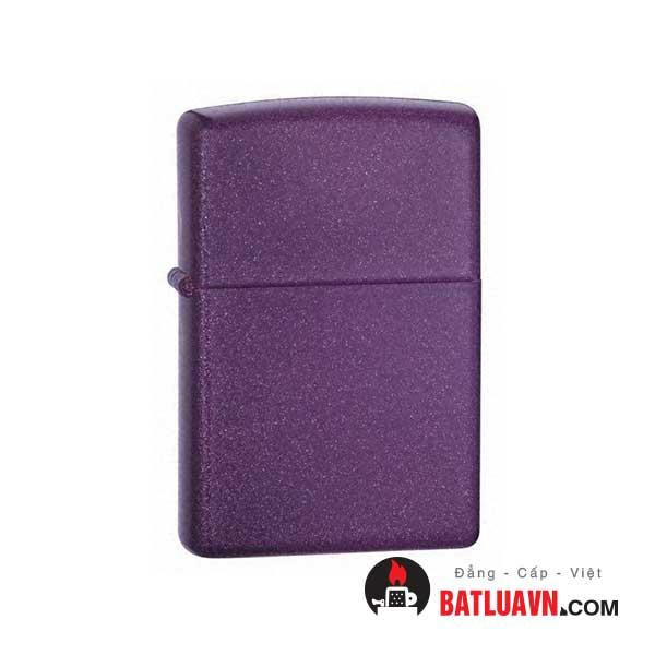 Zippo purple shimmer 1