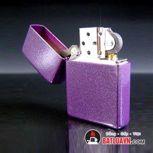 Zippo purple shimmer 2