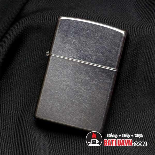 Zippo regular gray dusk 2