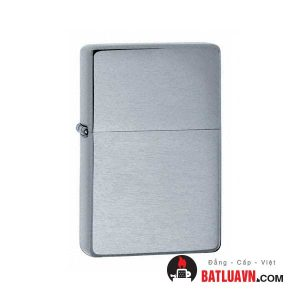 Zippo vintage brushed chrome (no slashes) - 230.25