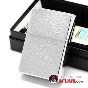 Zippo vintage brushed chrome (no slashes) - 230.25 2