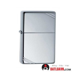 Zippo vintage high polished chrome - 260