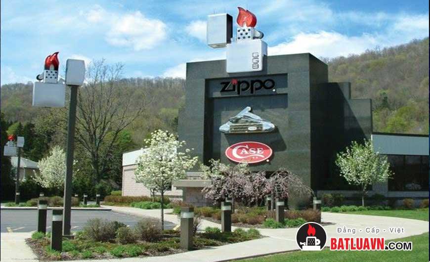 Trụ sở chính của zippo