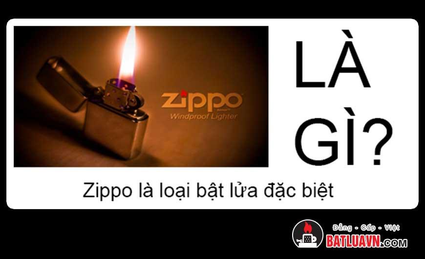 Zippo là gì